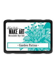 Wendy Vecchi Blendable Dye Ink Pads Garden Patina Ink Pad Wendy Vecchi