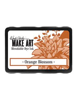 NEW! Wendy Vecchi Blendable Dye Ink Pads Orange Blossom
