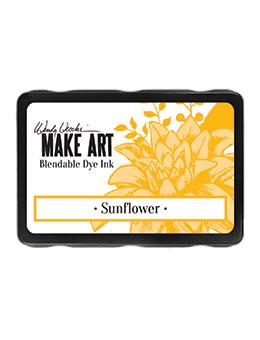 NEW! Wendy Vecchi Blendable Dye Ink Pads Sunflower