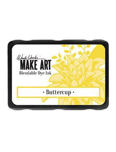 NEW! Wendy Vecchi Blendable Dye Ink Pads Buttercup