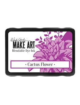 Wendy Vecchi Cactus Flower Purple Dye Ink Pad