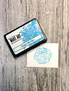 Wendy Vecchi Blendable Dye Ink Pads - Forget-Me-Not Ink Pad Wendy Vecchi