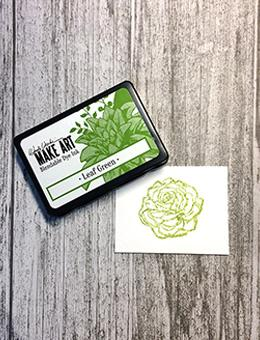 Wendy Vecchi Blendable Dye Ink Pads - Leaf Green