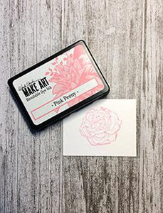 Wendy Vecchi Blendable Dye Ink Pads - Pink Peony Ink Pad Wendy Vecchi