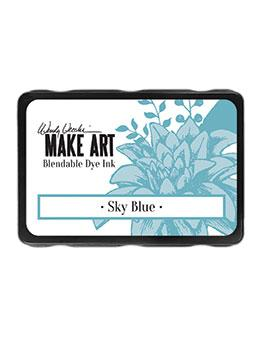 Wendy Vecchi Blendable Dye Ink Pads Sky Blue Ink Pad Wendy Vecchi