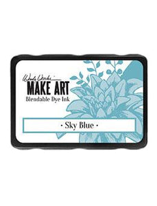 NEW! Wendy Vecchi Blendable Dye Ink Pads Sky Blue