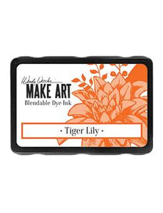 Wendy Vecchi Tiger Lily Orange Dye Ink Pad