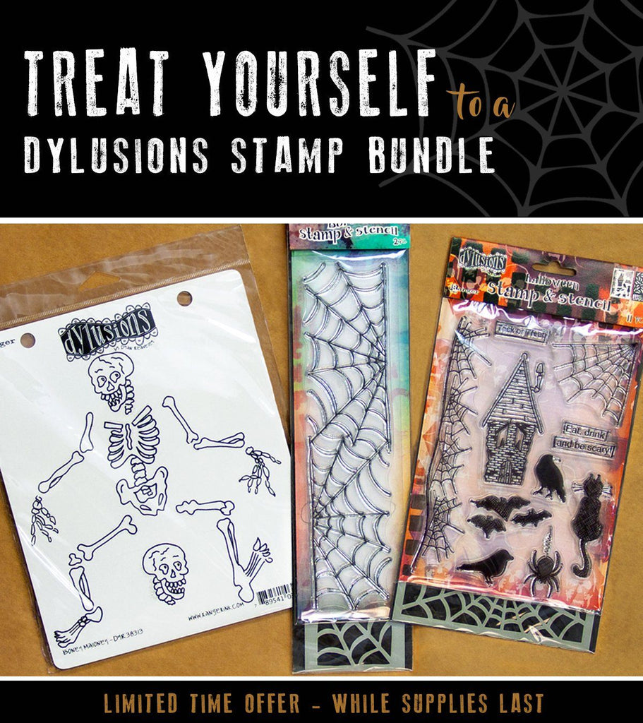Dylusions Stamp Bundle!