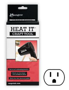 Ranger Heat It™ Craft Tool Tools & Accessories Ranger Brand USA