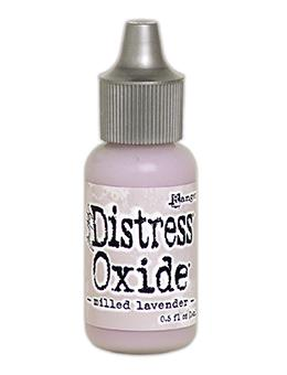 Tim Holtz Distress® Oxide® Re-Inker Milled Lavender, 0.5oz