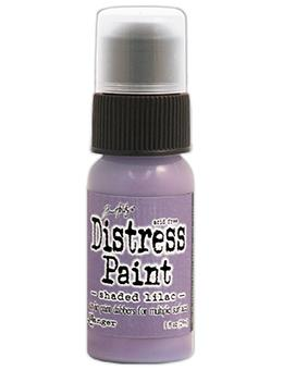 Tim Holtz Distress® Dabber Paint Shaded Lilac, 1oz Paint Tim Holtz