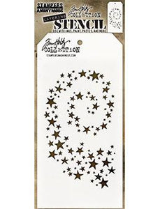 Tim Holtz Stampers Anonymous Layering Stencil - Hocus Pocus Stencil Tim Holtz Other