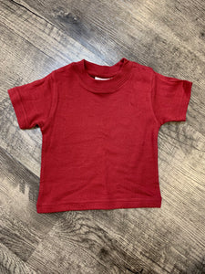 Barefoot Boys Blank Short Sleeve in Colors
