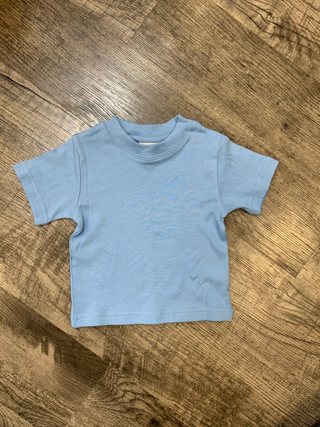 Barefoot Boys Blanks Short Sleeve in Colors