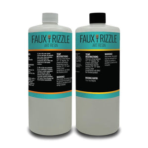 Faux Rizzle Art Resin