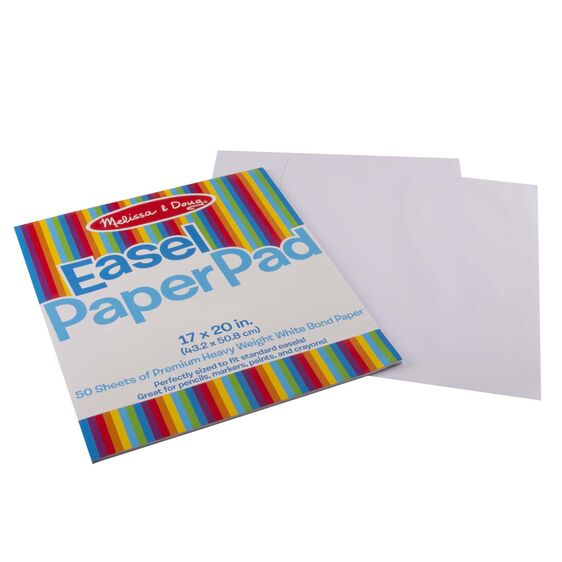 "Easel Paper Pad (17"" x 20"")"
