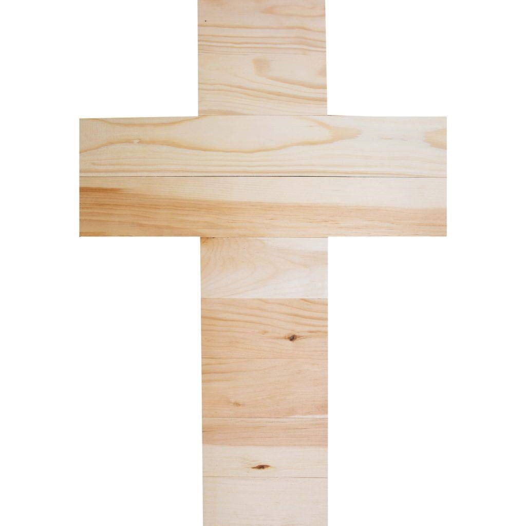 "P. Graham Dunn - Craft Cross - 22"" X 31.5"""