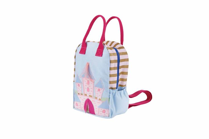 Mudpie- Castle Backpack