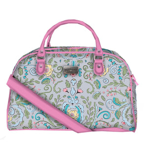 Jane Marie- Kids Partial To Pink Overnight Bag