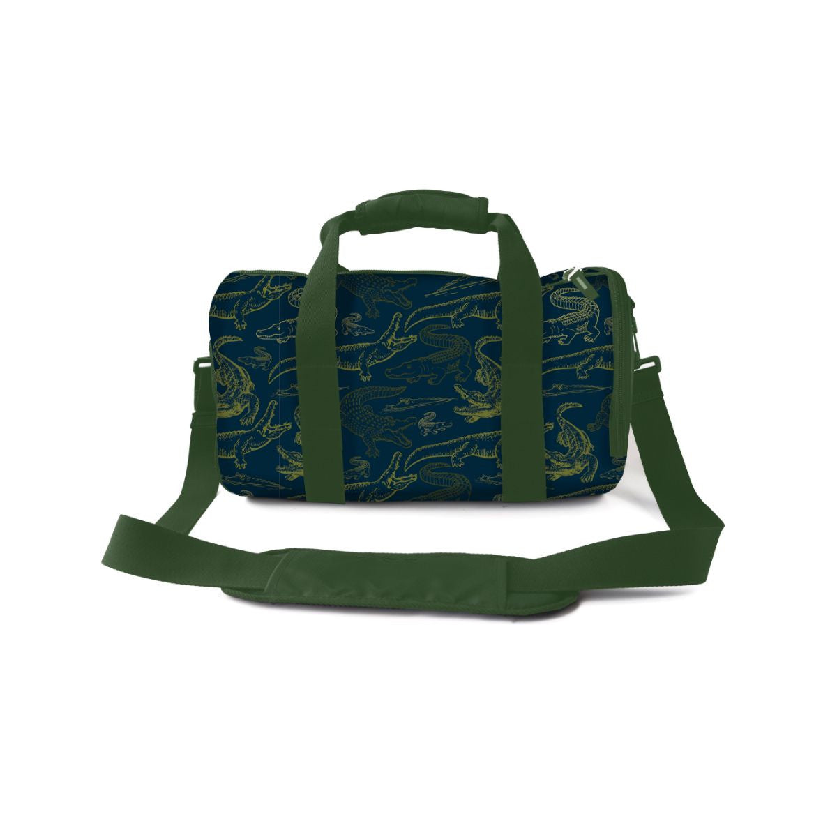 Jane Marie- Kids See You Later, Alligator Overnight Duffel Bag