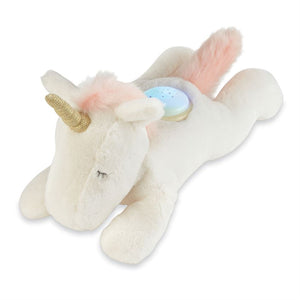 Mudpie- Light-Up Plush Unicorn