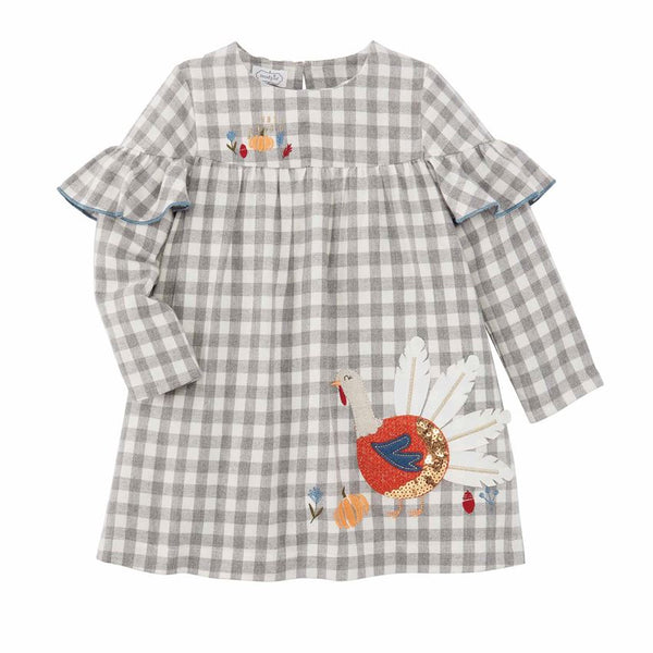 Mudpie- Turkey Dress #15000079