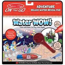 On The Go-Deluxe Water Reveal Pad