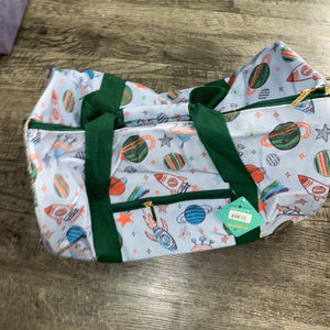 Jane Marie- Kids Out Of This World Overnight Duffle