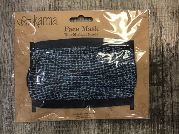 Karma Adult Face Mask