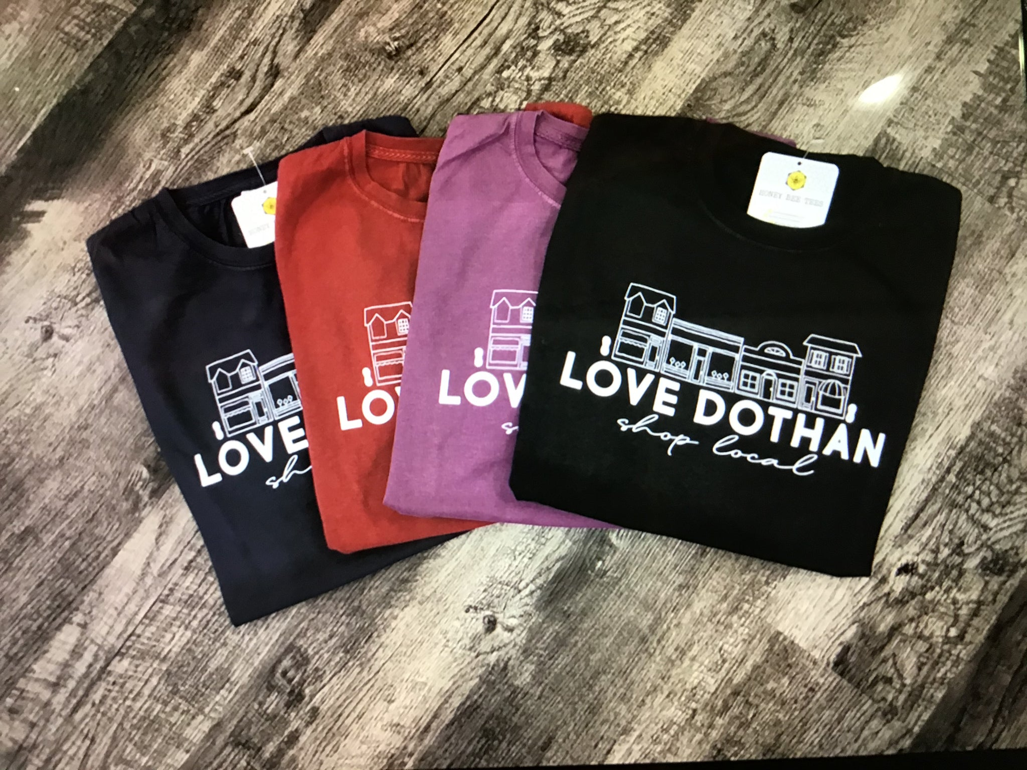 Love Dothan- Shop Local T-Shirts