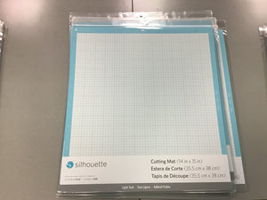 "Light Tack 14""x15"" Cutting Mat"