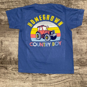 Jane Marie- Homegrown Country Boy Youth T-Shirt