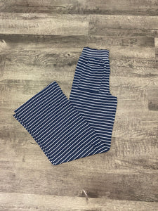 Boxer Craft- Navy/White Stripes (Margo Style)
