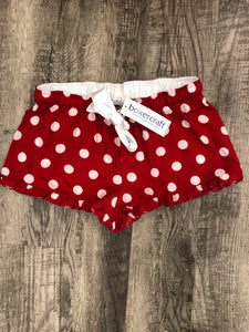 Boxer Craft- Red Polka Dot Shorts