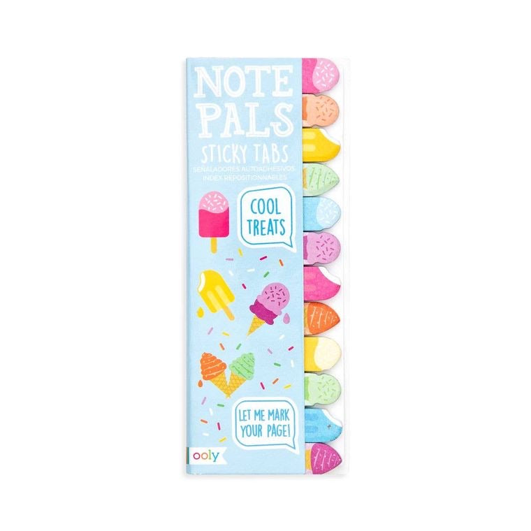 Ooly- Note Pals (Cool Treats)