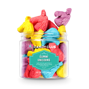 Candy Club- Gummi Unicorn