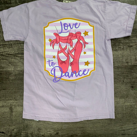 Jane Marie- Love To Dance Youth T-Shirt
