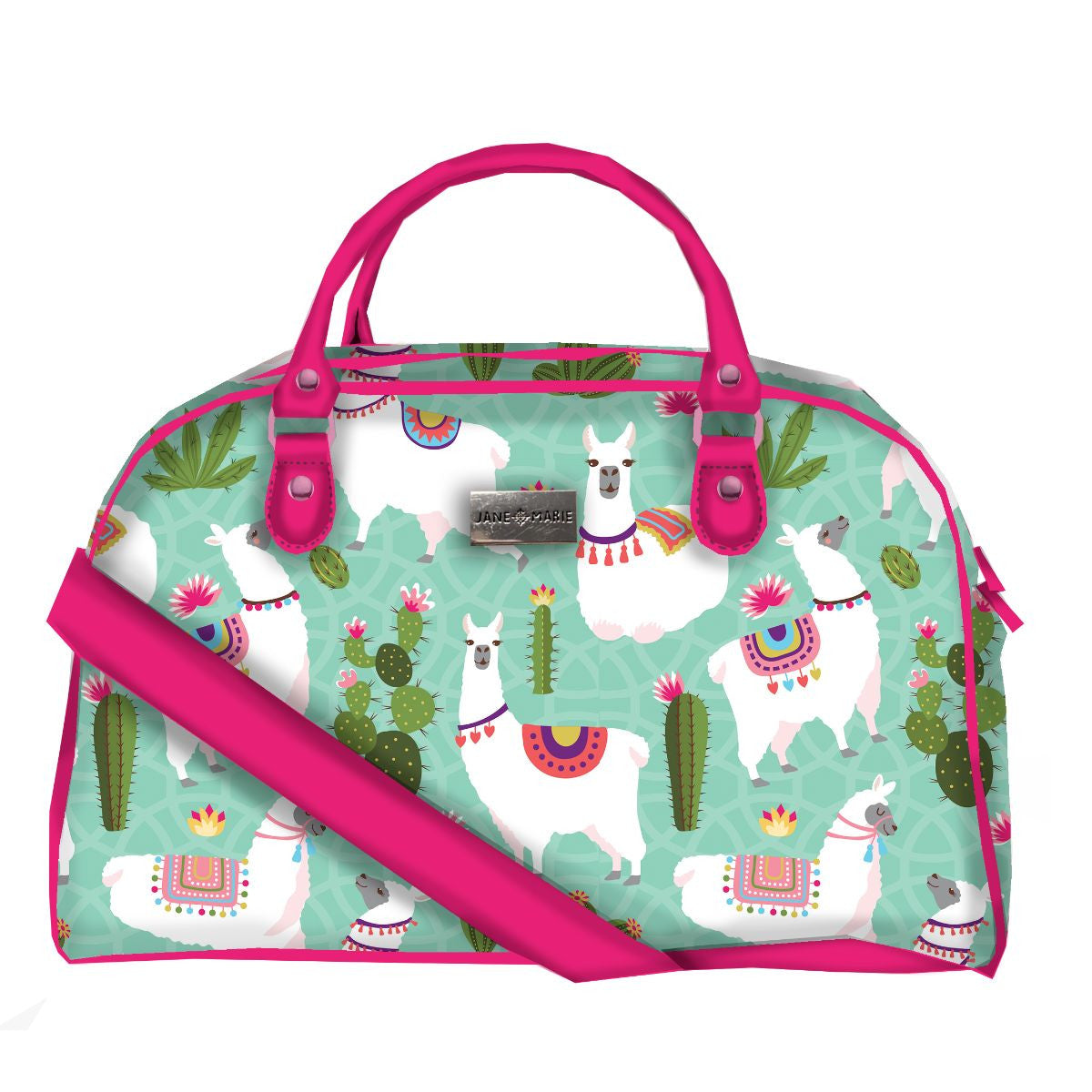 Jane Marie- Kids Live, Laugh, Love Overnight Bag