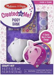 Created By Me- Piggy Bank
