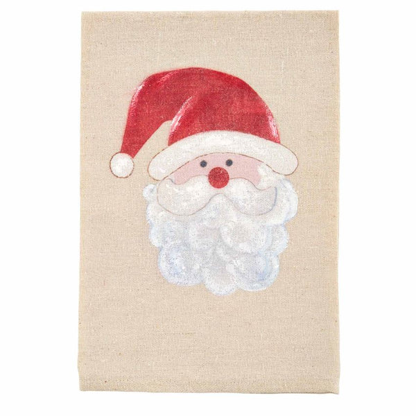Mudpie- Christmas Painted Towels