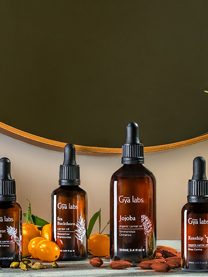 Pair It With Our Gentle-For-Skin Carrier Oils