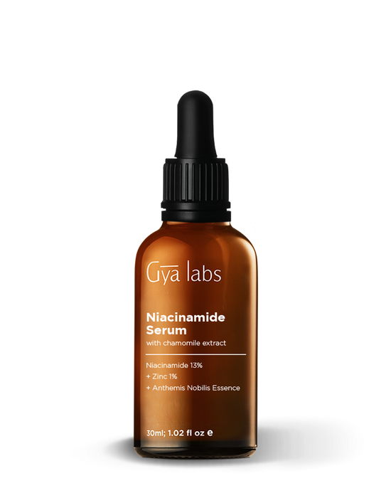 niacinamide serum 30ml bottle