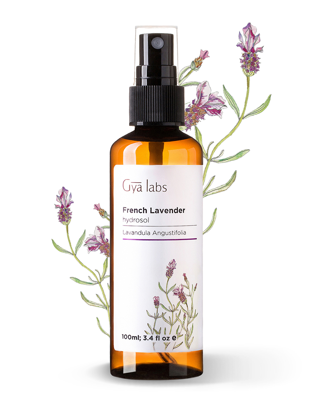 French Lavender Hydrosol spray