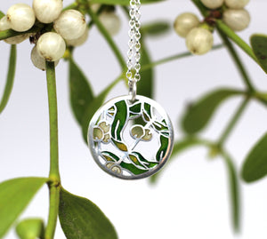 -EXCLUSIVE LIMITED EDITION Mistletoe Token - - Distinctly Caitlin Designs