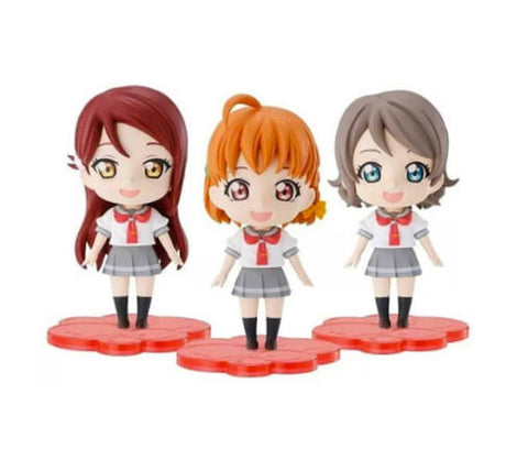 Love Live! - Riko & Chika & You - Petiture-rise Model Figur (forudbestilling) - Full Combo