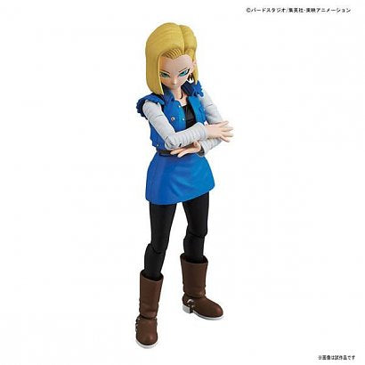 Dragon Ball - Android #18 - Figure Rise Model Figur (forudbestilling) - Full Combo