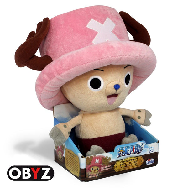 One Piece - Chopper Vibrerende Plushie - Full Combo