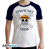 One Piece - Straw Hat Crew T-shirt (UDSALG) - Full Combo