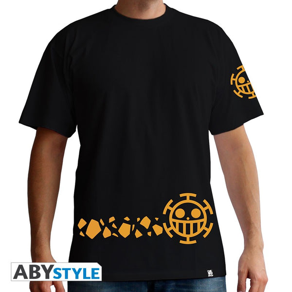 One Piece - Trafalgar Law New World T-shirt - Full Combo