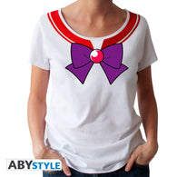 Sailor Moon - Sailor Mars School Uniform T-shirt - Full Combo